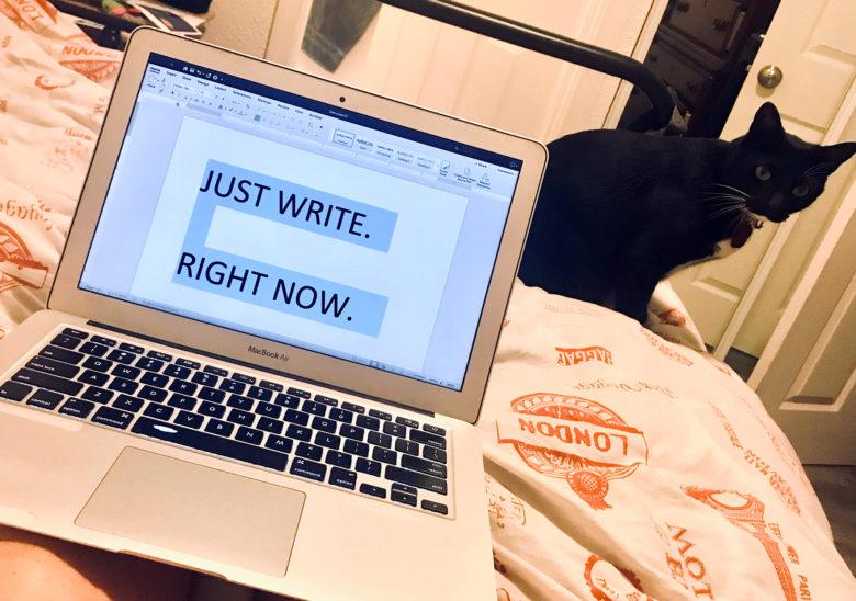 Writing Process and Habits